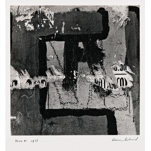 Aaron Siskind (American, 1903-1991)      Peru 81