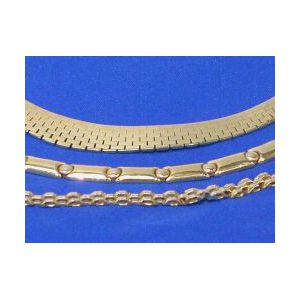 Three 14kt Gold Necklaces