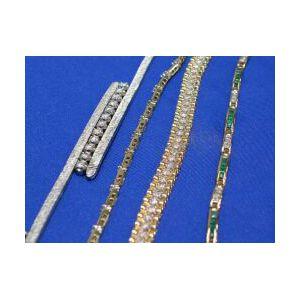 Four Diamond Bracelets