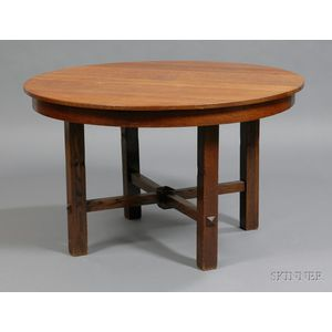 Arts & Crafts Stickley Dining Table