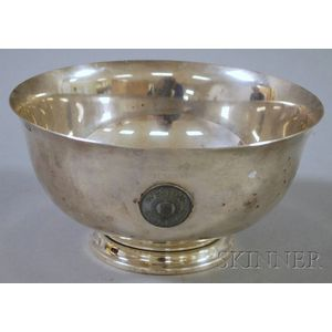 Reed & Barton Sterling Silver  Revere-style Bowl