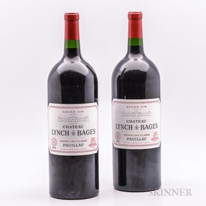 Chateau Lynch Bages 2009, 2 magnums