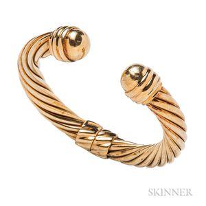 14kt Gold Bracelet, David Yurman