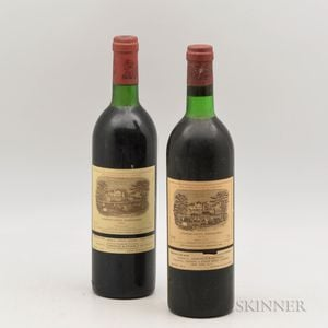 Chateau Lafite Rothschild, 2 bottles