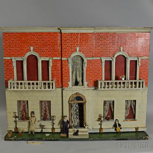 Silber & Fleming-type Dollhouse