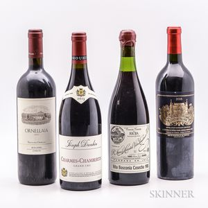 Mixed European Gems, 4 bottles