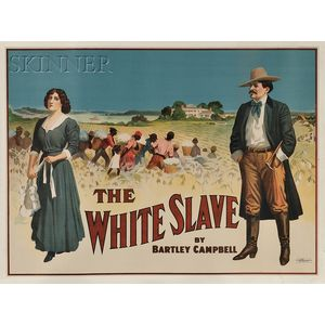 American School, 20th Century      The White Slave