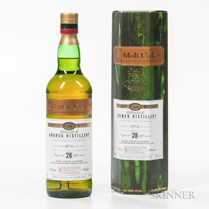 Ardbeg 28 Years Old 1974, 1 750ml bottle (oc)
