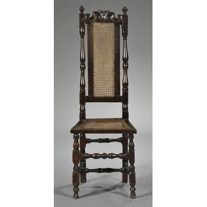 Pair of William & Mary Side Chairs