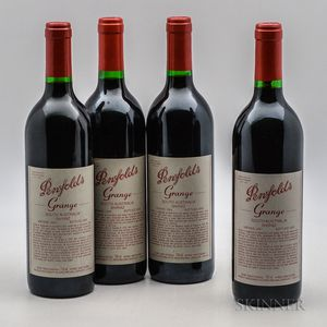 Penfolds Grange, 4 bottles