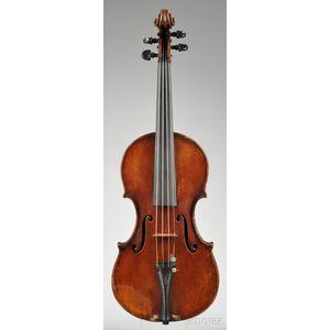 Modern Violin, c. 1930, probably Paulus Pilat