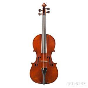 English Violin, W.E. Hill & Sons, London, 1935