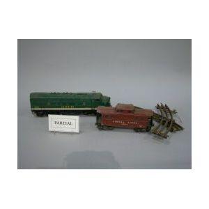 Lionel Freight Set