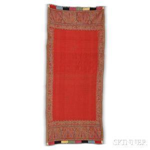 Persian Long Shawl
