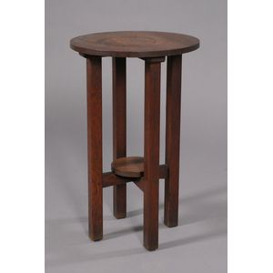 L & J. G. Stickley Occasional Table