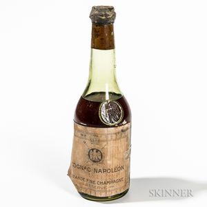 Napoleon Grande Fine Champagne 1811, 1 demi bottle