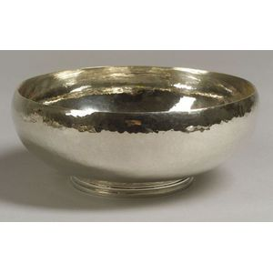 Sterling Silver Hollowware Bowl