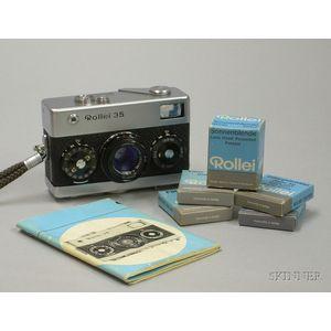 Rollei 35 Camera No. 3020206