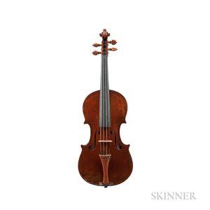 Italian Violin, Vincenzo Sannino, Naples, c. 1900