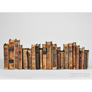 Twenty-one Early Books