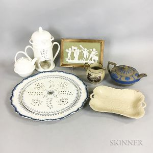 Seven Wedgwood Ceramic Items
