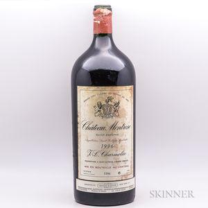Chateau Montrose 1996, 1 6 liter bottle