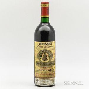 Chateau Angelus 1990, 1 bottle