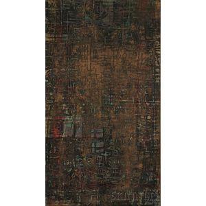 Zelda Thomas Strecker (American, 20th Century)      Temple No. 3