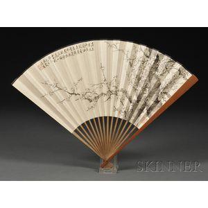 Painted Fan