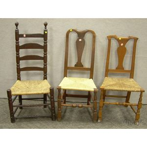 Three Early Chairs