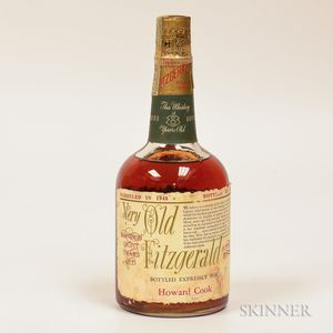 Very Old Fitzgerald 8 Years Old 1948, 1 4/5 quart bottle