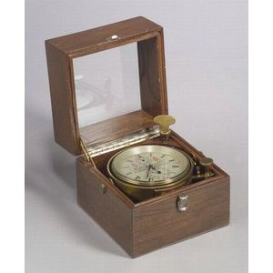 Two-Day Marine Chronometer by Whyte, Thompson & Co.