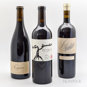 California Reds, 3 bottles