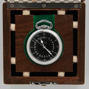 "Hamilton ""4992B"" Navigation Master Watch"