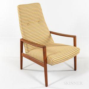 Ulferts Swedish Teak Lounge Chair