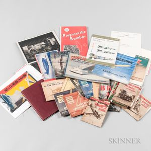 Group of Aviation Ephemera