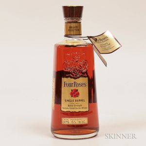 Four Roses Single Barrel 16 Years Old, 1 750ml bottle