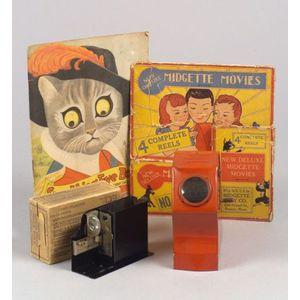Toy Mutoscope