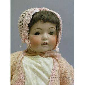 Fulper Bisque Character Baby