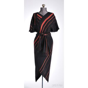 Leonore Alaniz Woven Dress