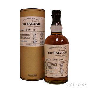 Balvenie Tun 1401 Batch #9, 1 750ml bottle (ot)