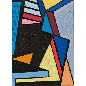 Rudolph Weisenborn (American, 1881-1974)      Structural Steel