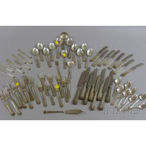 Frank Smith Sterling Silver Partial Flatware Set