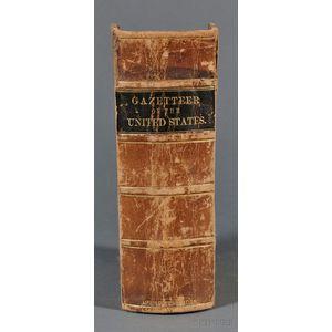 Baldwin, Thomas. A New and Complete Gazetteer