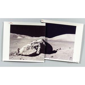 Apollo 17, Tracy