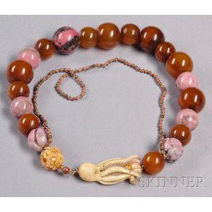 """Octopus"" Necklace, Constance Abernathy"