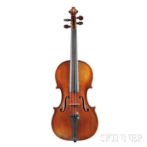 Modern Italian Violin, Attributed to Andrea Cortese, Genoa, 1923