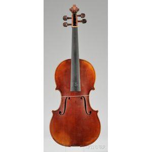 Modern Violin, Wenzel Fuchs, Erlangen, c. 1960