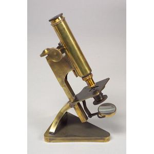 """Beck """"Star"""" Compound Microscope"""