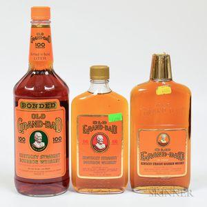 Old Grand Dad, 1 750ml bottle 1 500ml bottle 1 375ml bottle